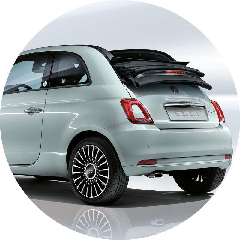 Fiat 500C Deal