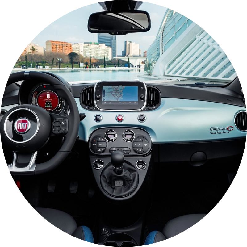 Fiat 500C Voordelig private lease