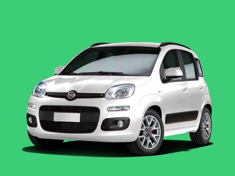 Fiat Panda Prive Lease Aanbieding