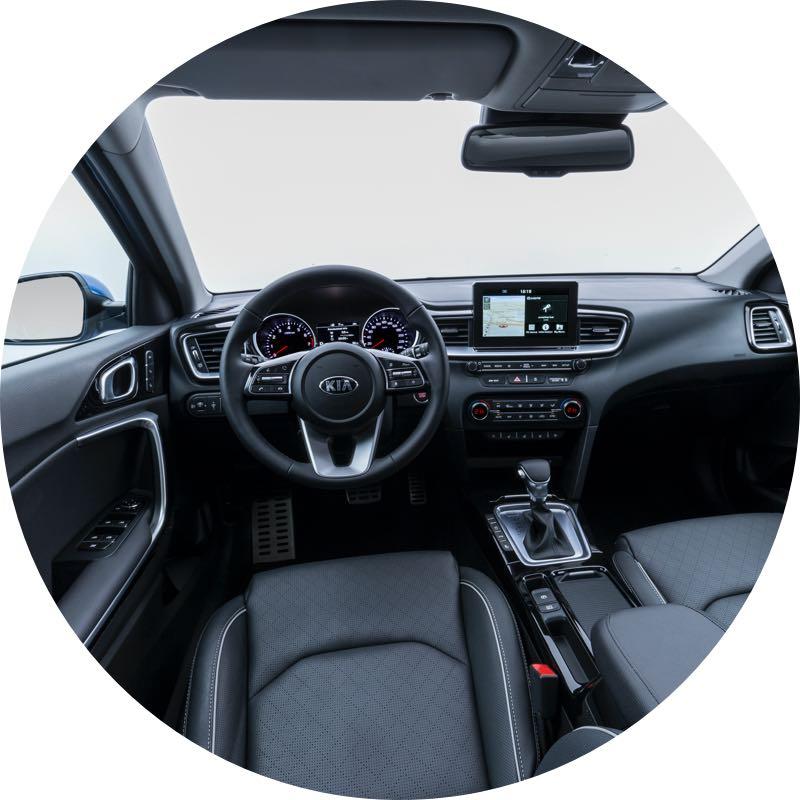 Interieur Kia Ceed SW Sportswagon