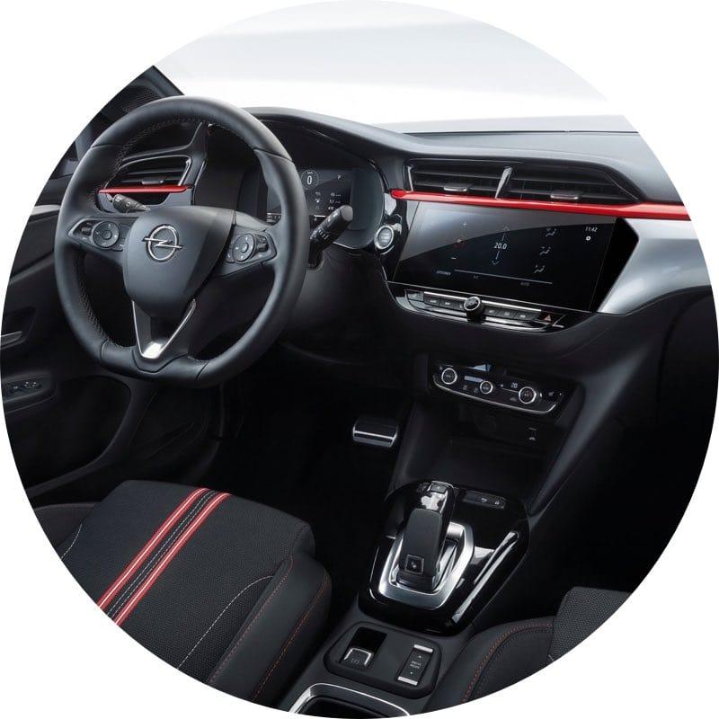 Interieur Opel Corsa