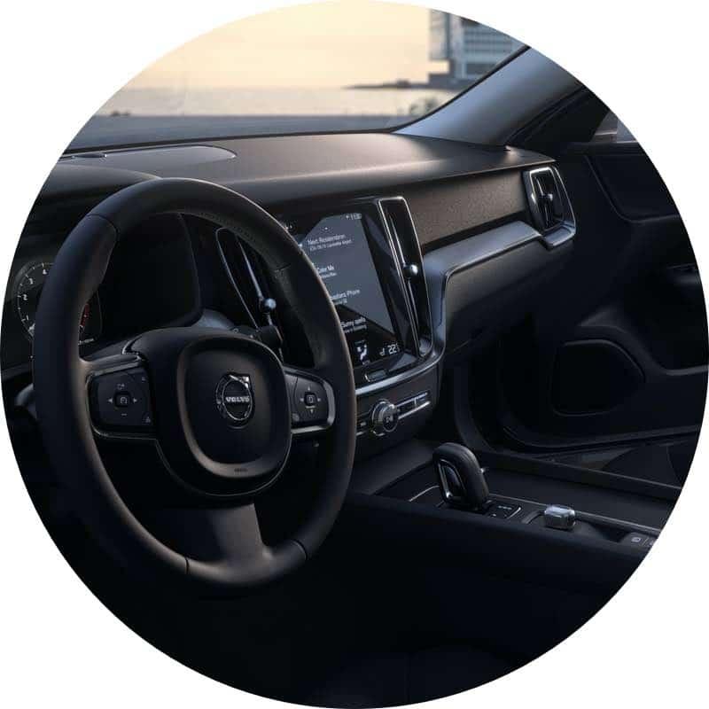 Interieur Volvo V60 Prive Lease