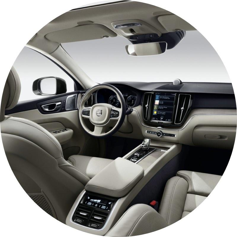 Interieur Volvo XC60