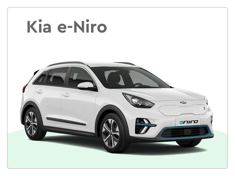 Kia e-niro private lease auto