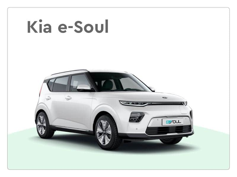 Kia e-soul private lease auto