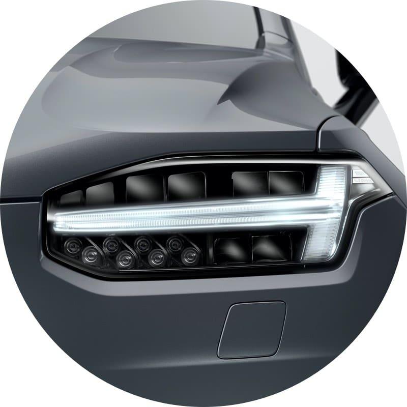 Licht Volvo XC60