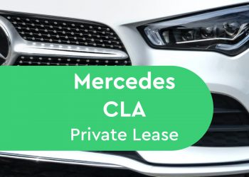 Mercedes CLA Private Lease