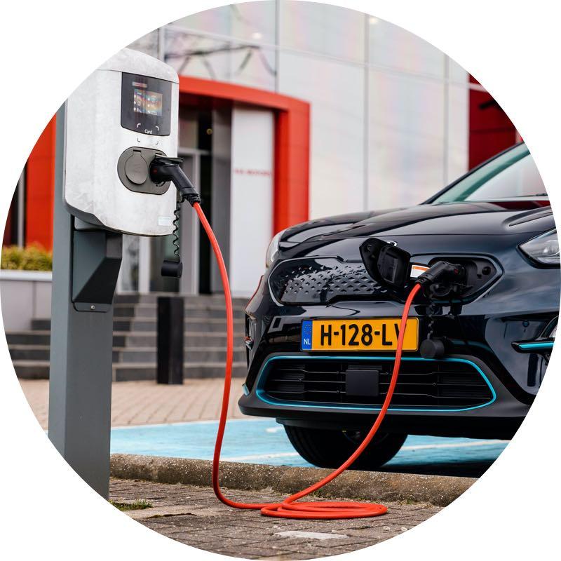 Motor Kia e-Niro Elektrisch private lease