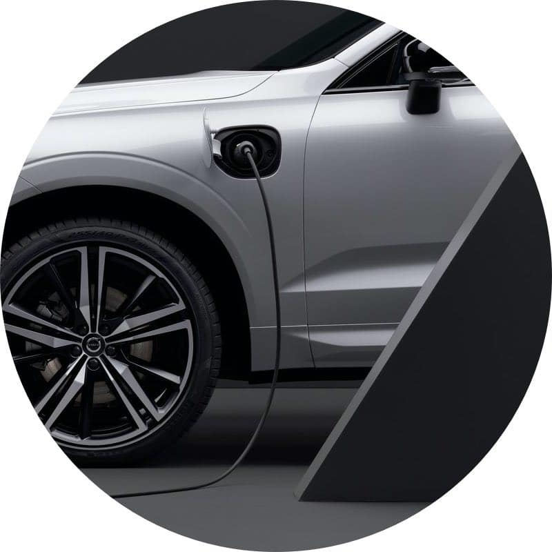 Motor Volvo XC40 private lease