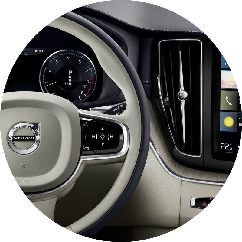 Multimedia Volvo XC60