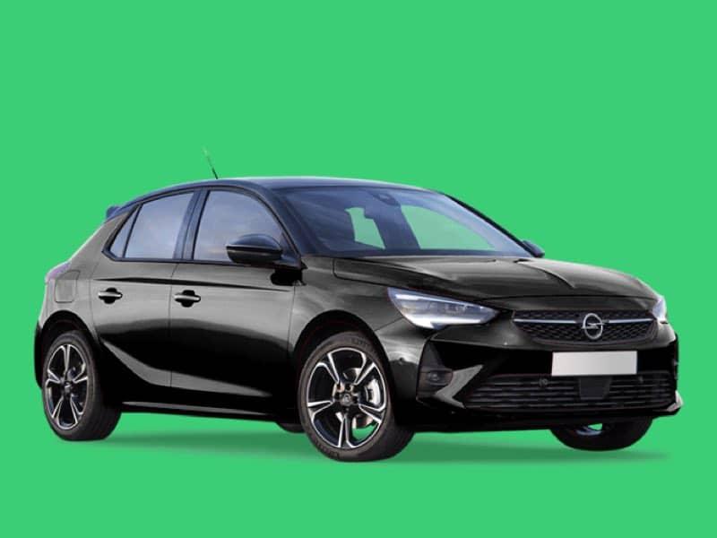 Opel Corsa Prive Lease Aanbieding