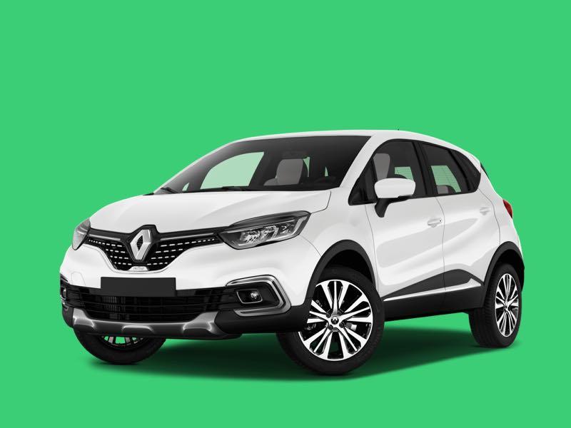 Renault Captur Prive Lease Aanbieding