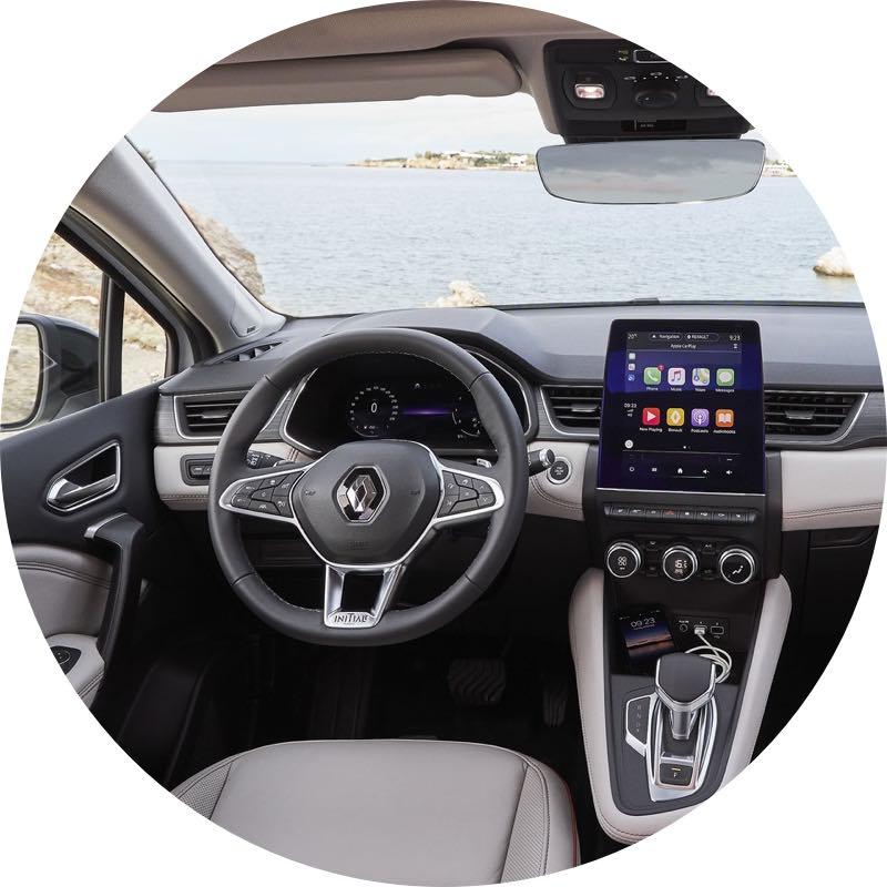 Review Renault Captur