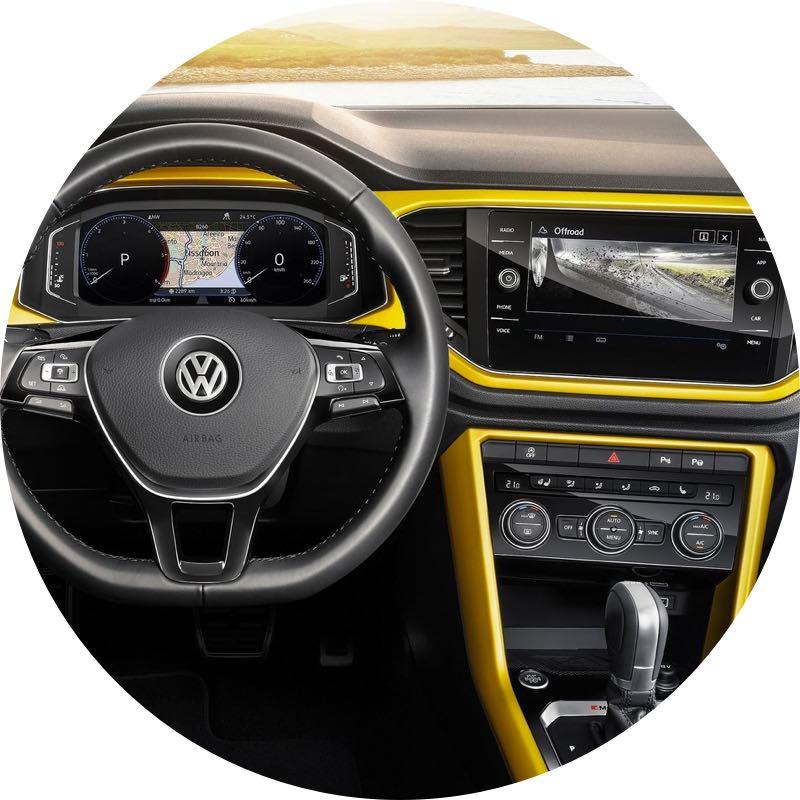 Review VW t-roc