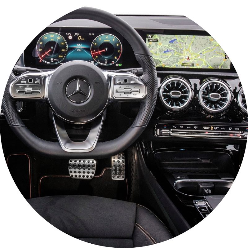 Review mercedes cla