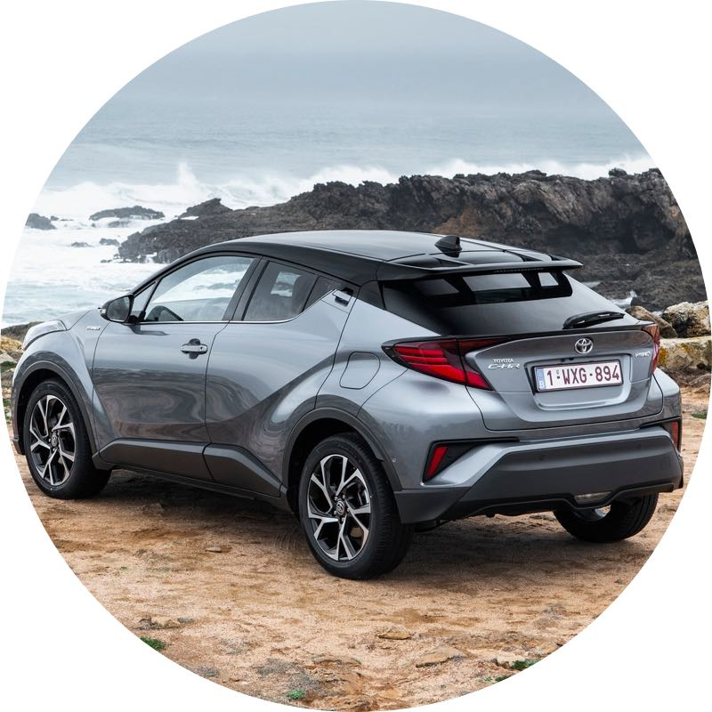 Review toyota chr