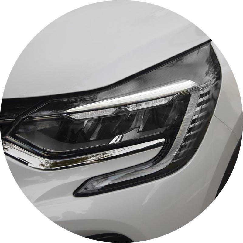 Test Renault Captur