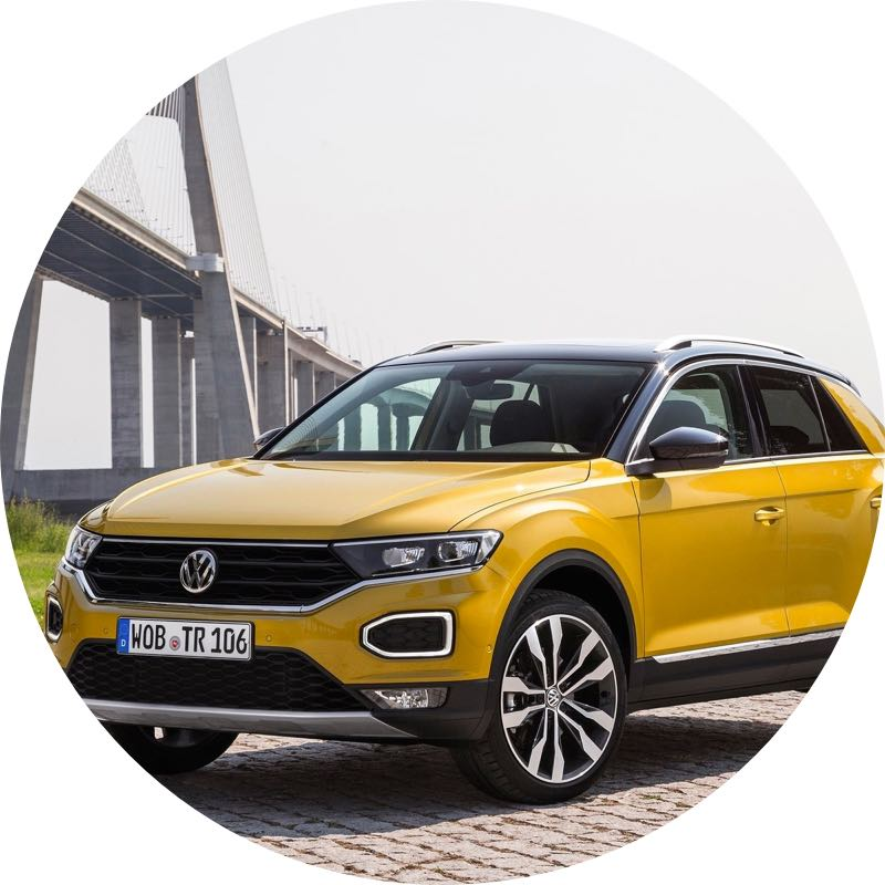 VW t-roc Voordelig private lease