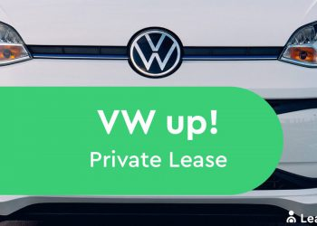 VW up! Private lease volkswagen