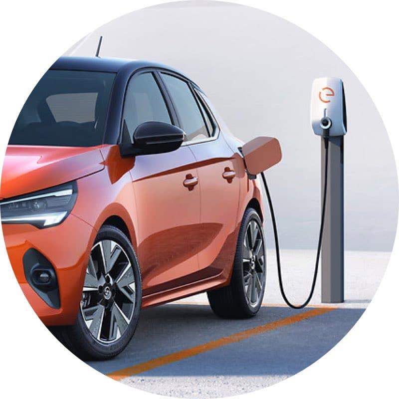 Veiligheid Elektrische Opel Corsa-e private lease