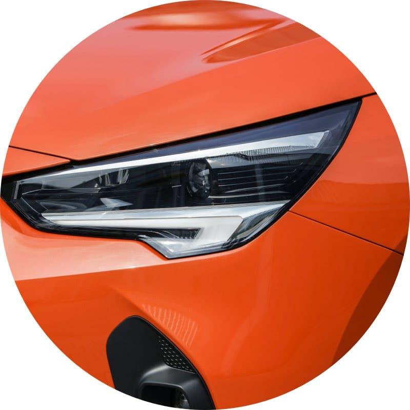 Veiligheid Opel Corsa private lease