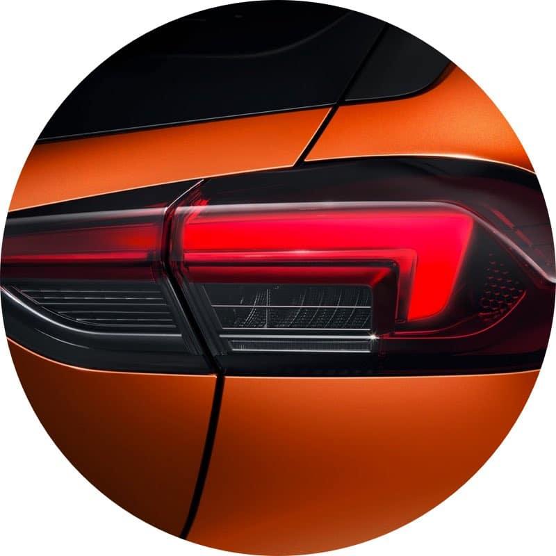 Verlichting Elektrische Opel Corsa-e