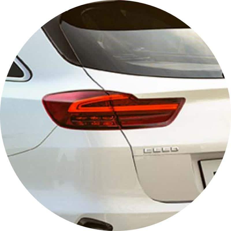 Verlichting Kia Ceed SW Sportswagon prive lease