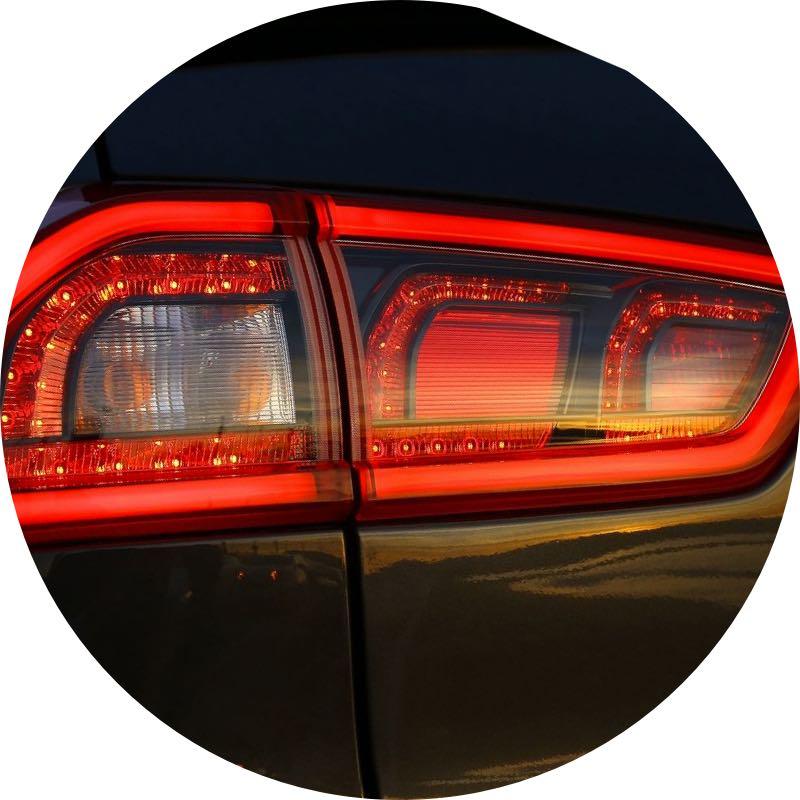 Verlichting Kia e-Niro Elektrisch