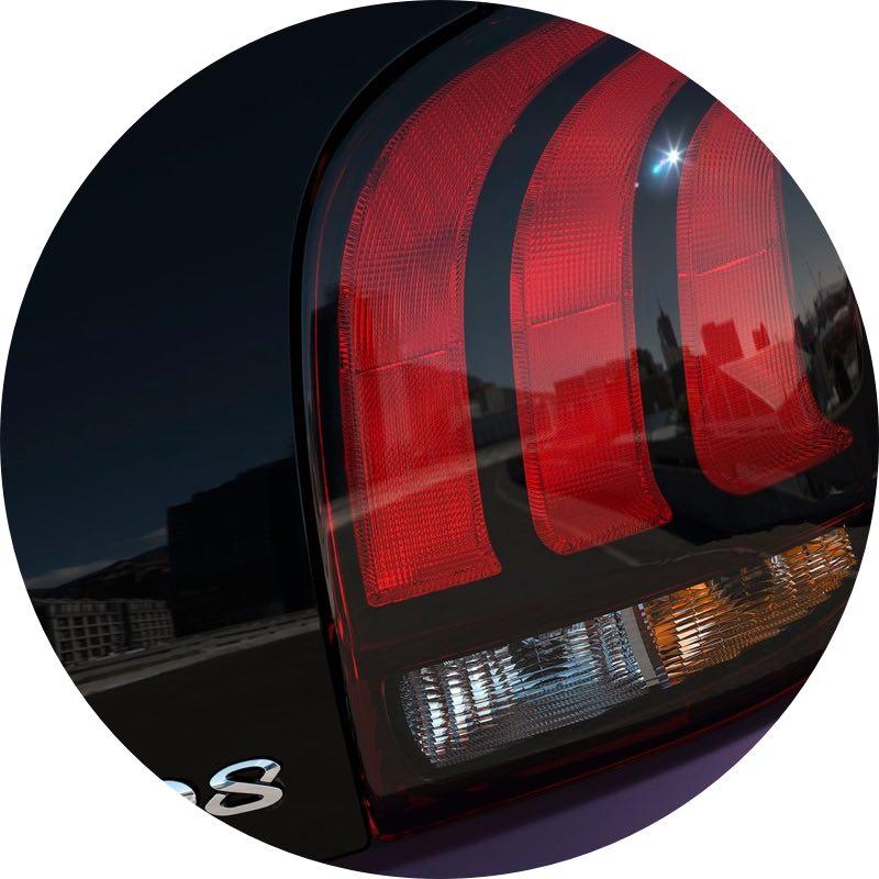 Verlichting Peugeot 108