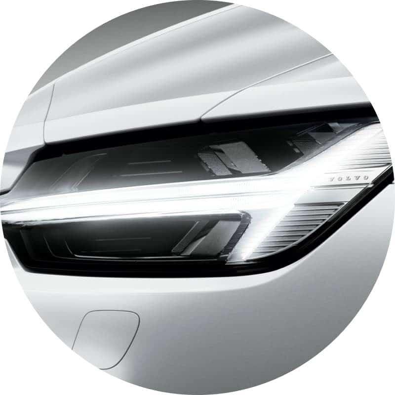 Verlichting Volvo V60 prive lease