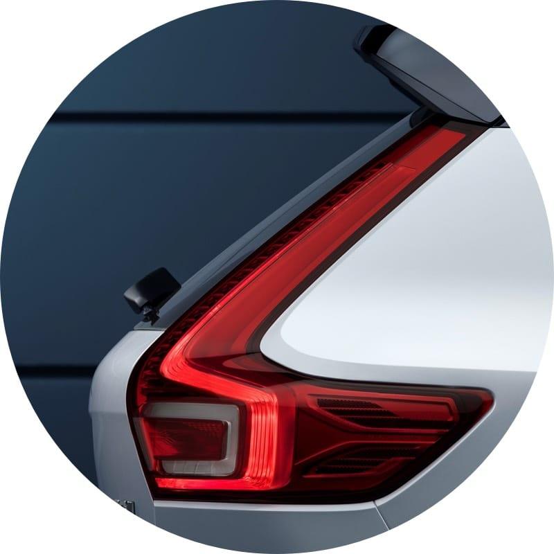 Verlichting Volvo XC40