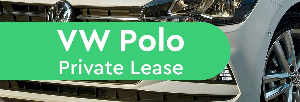 Volkswagen Polo VW private lease