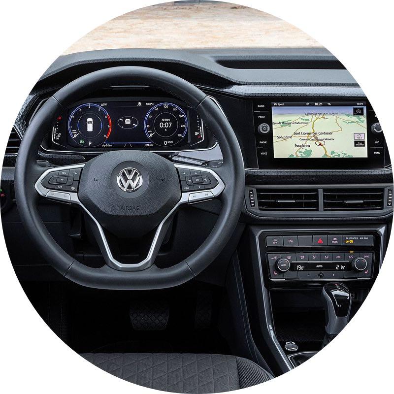 Volkswagen t-cross Voordelig private lease