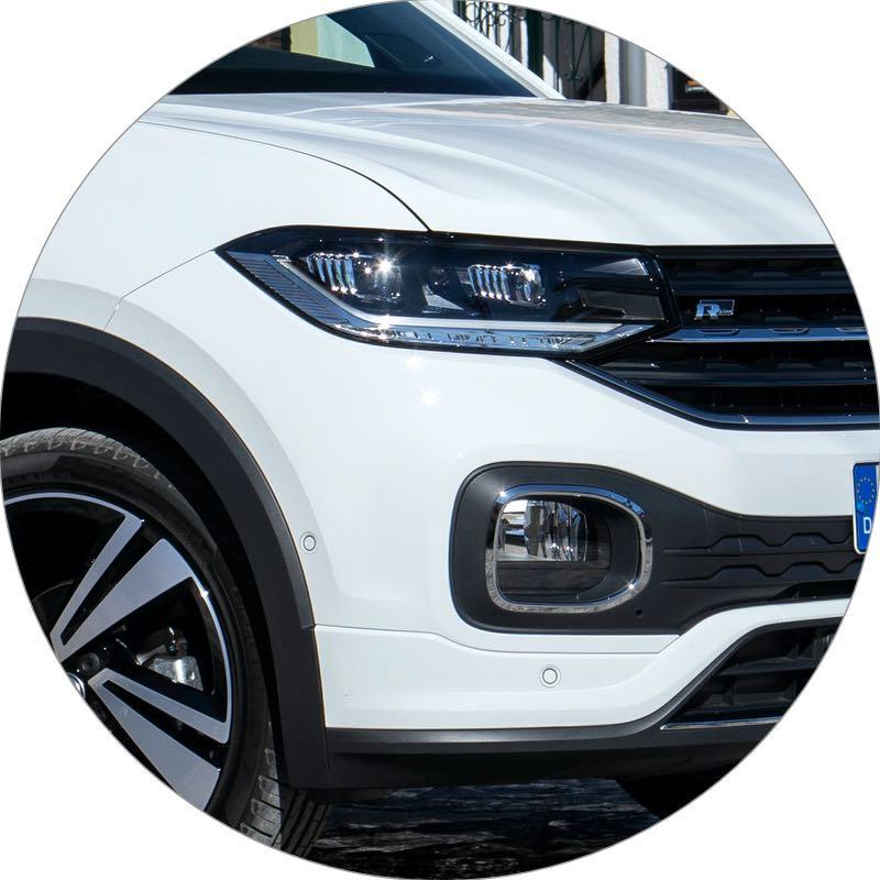 Volkswagen t-cross private lease vergelijken