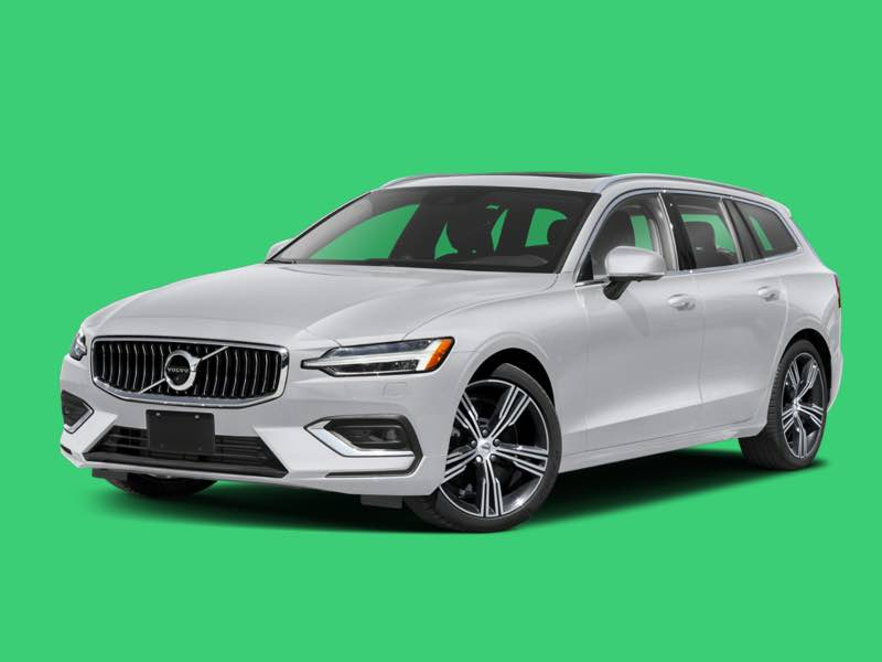 Volvo V60 Private Lease Aanbieding