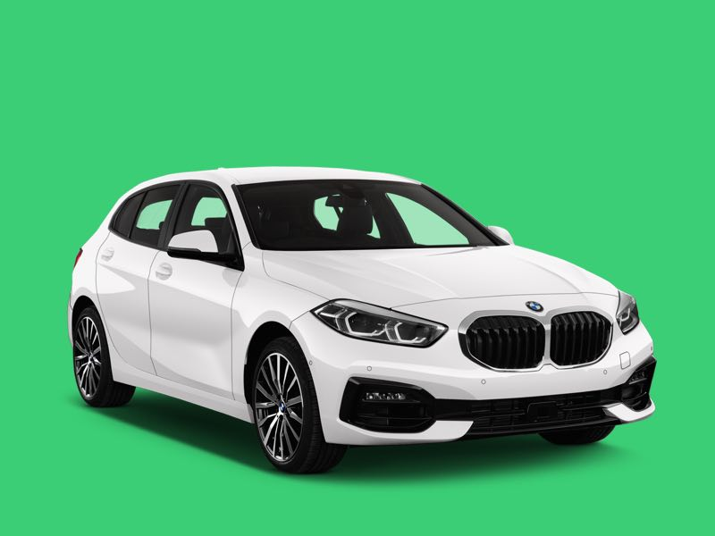 bmw 1 serie Prive Lease Aanbieding