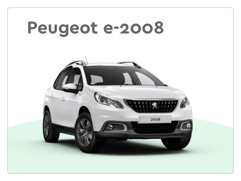 elektrische peugeot e-2008 private lease auto copy