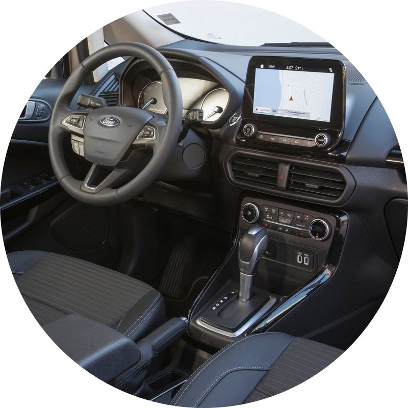 ford ecosport Voordelig private lease