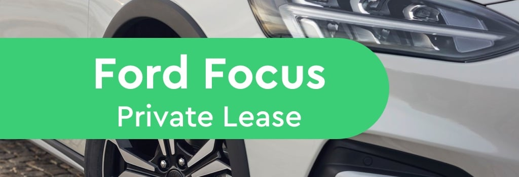 ford focus private lease