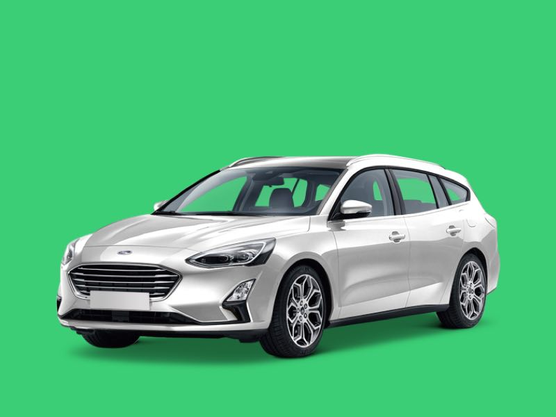ford focus wagon Prive Lease Aanbieding
