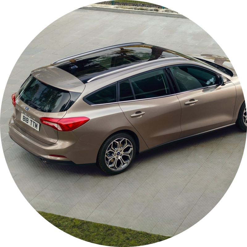 ford focus wagon Voordelig private lease