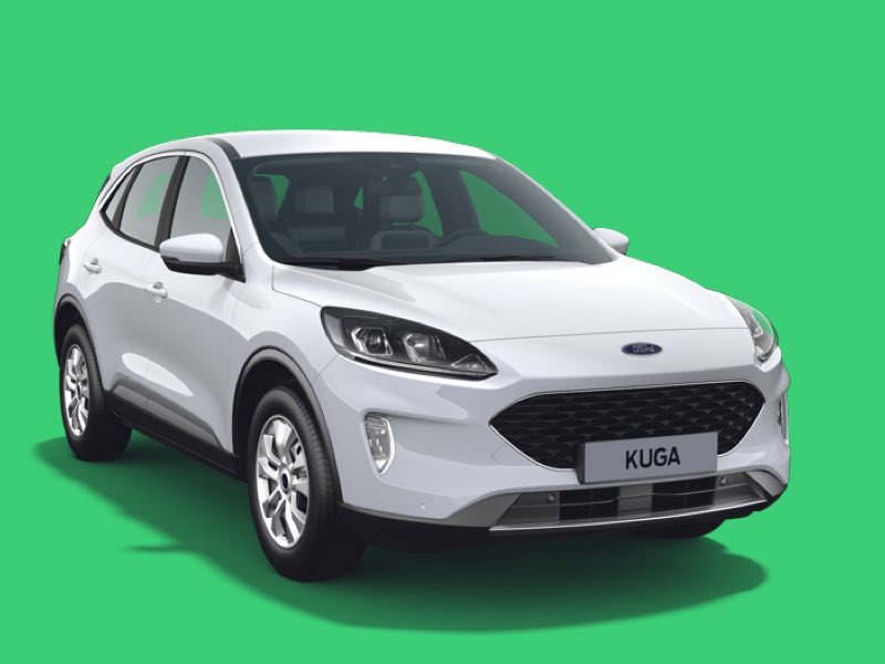 ford kuga Prive Lease Aanbieding