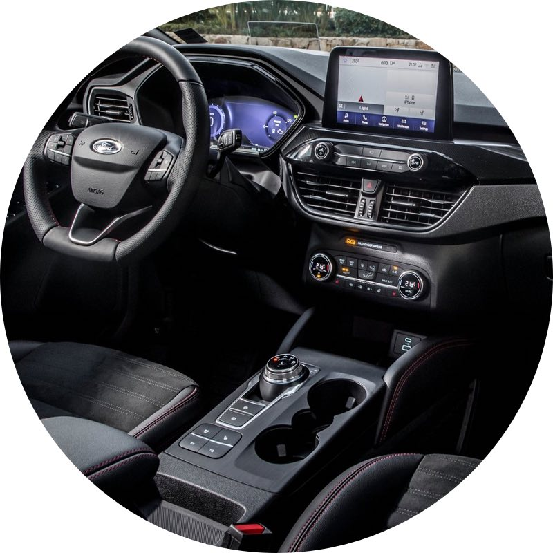 ford kuga Voordelig private lease