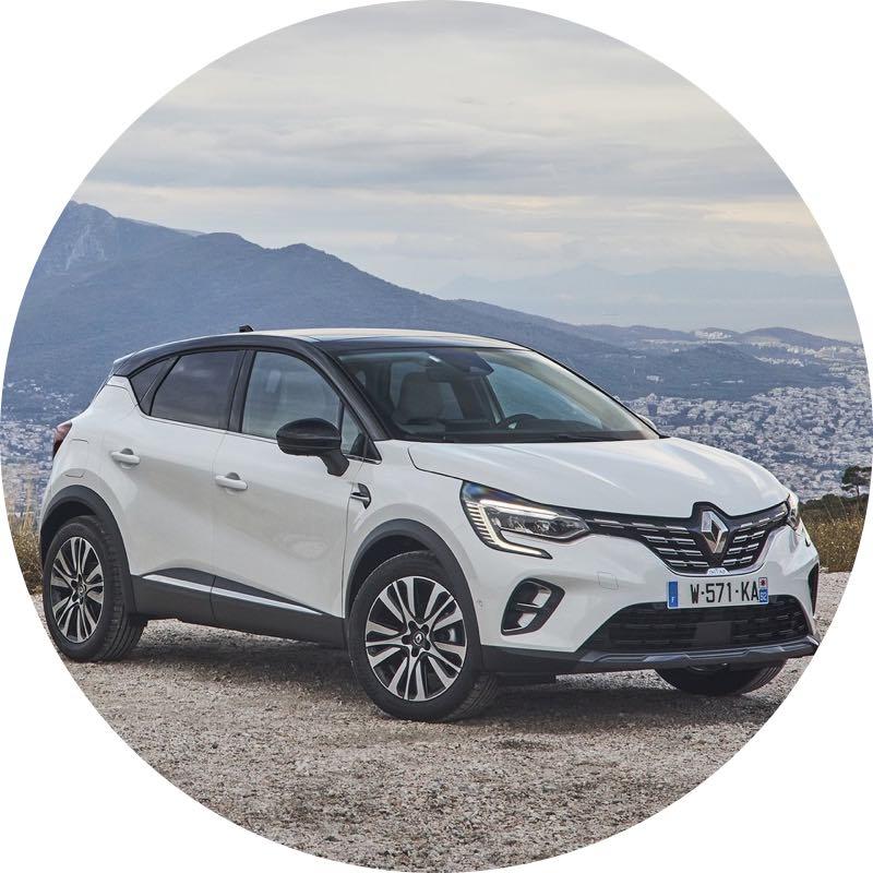 goedkoopste Renault Captur prive lease
