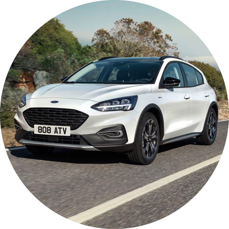 goedkoopste ford focus prive lease
