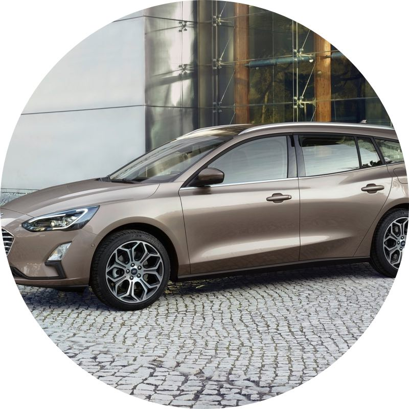 goedkoopste ford focus wagon prive lease