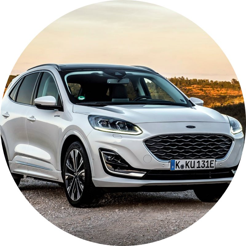 goedkoopste ford kuga prive lease
