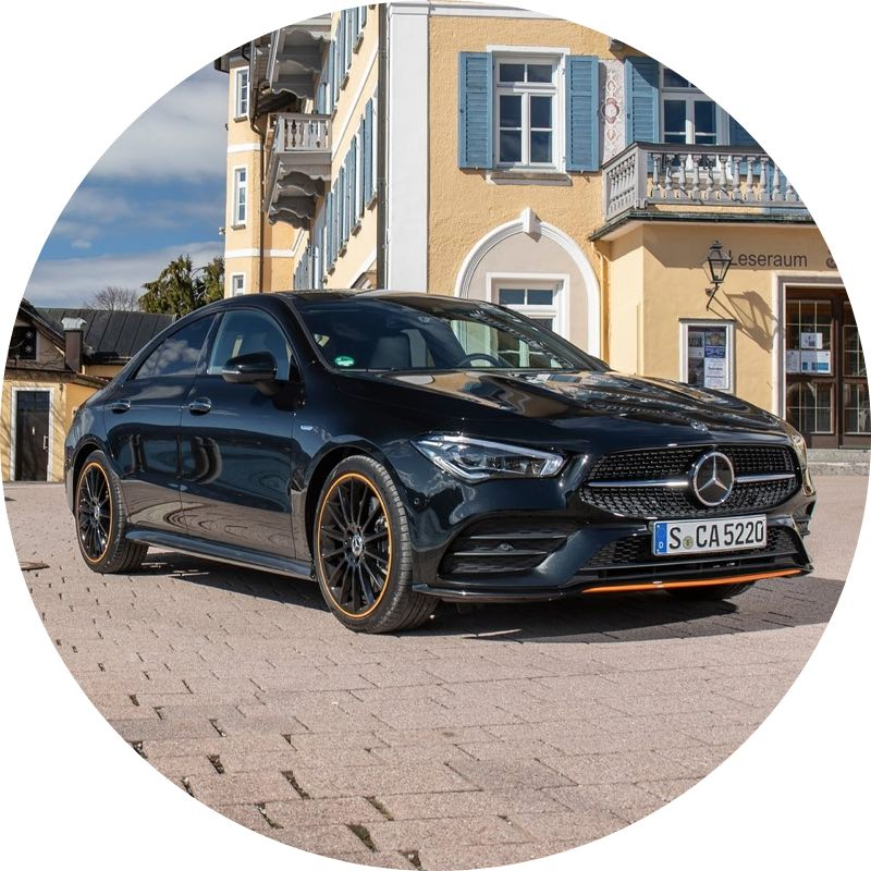 goedkoopste mercedes cla prive lease