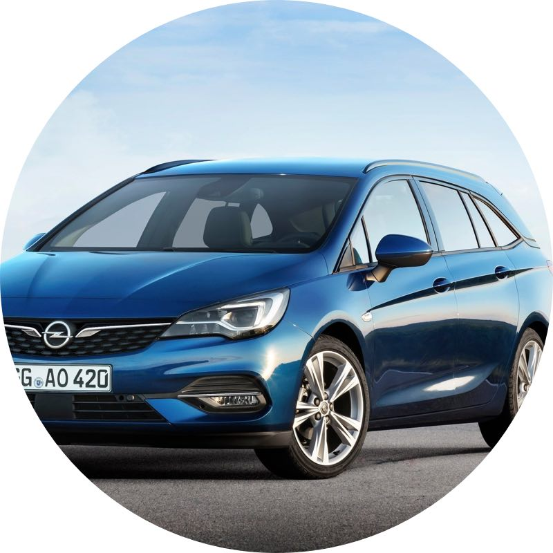 goedkoopste opel astra sports wagon prive lease