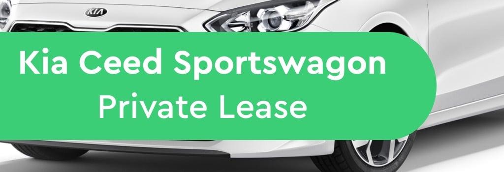 kia ceed sportswagon private lease